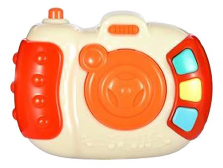 Музыкальная игрушка Жирафики Фотоаппарат фото
