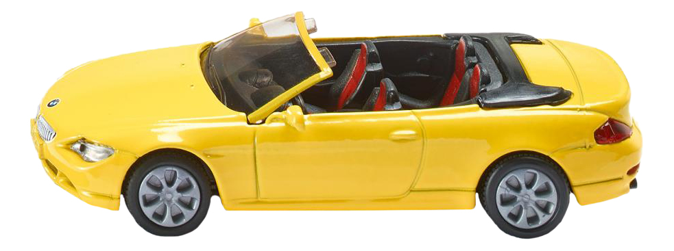 BMW 645i кабриолет, Машинка BMW 645i Кабриолет Siku1007, Коллекционные модели  - купить со скидкой