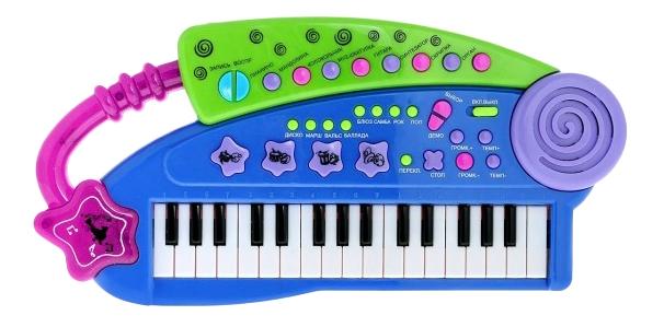 Детский синтезатор Задай свой ритм Б40512 Shenzhen Toys фото