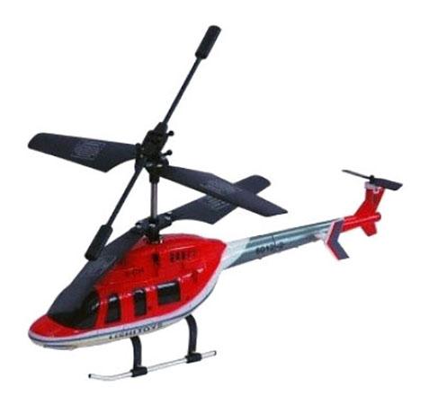 Трехканальный вертолет р/у с гироскопом красный Shenzhen Toys М28599, Трехканальный вертолет р у с гироскопом красный М28599  - купить со скидкой