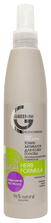 Тоник для волос Greenini Herb Formula