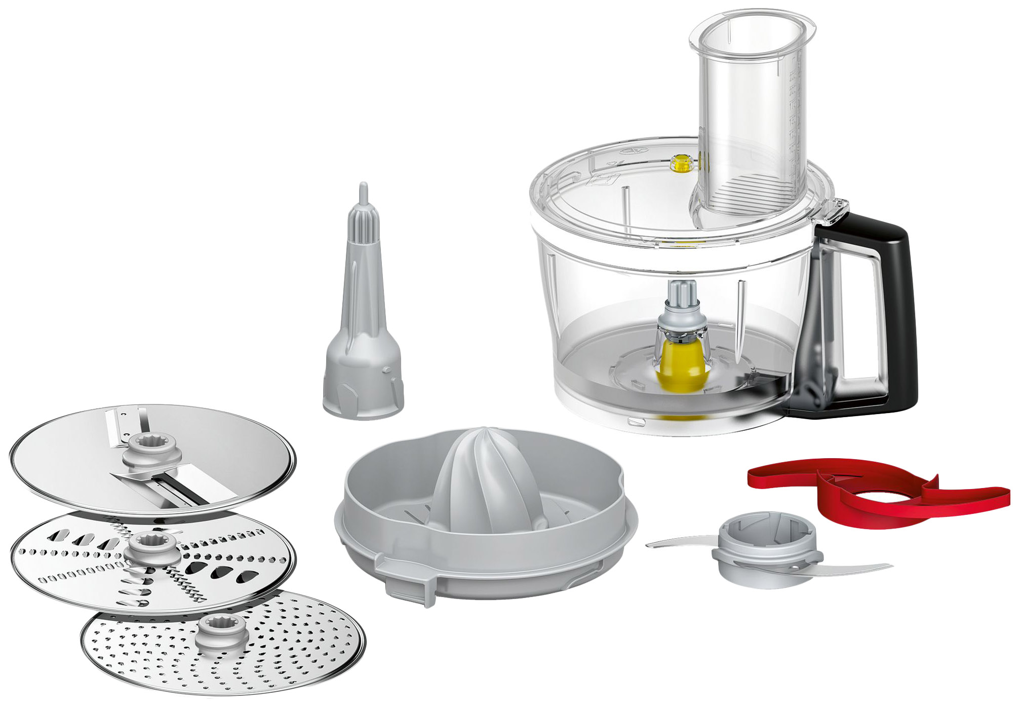 Насадка для кухонного комбайна Bosch VeggieLove Plus