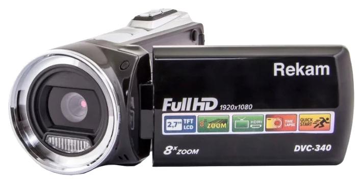 Видеокамера цифровая Rekam DVC 340