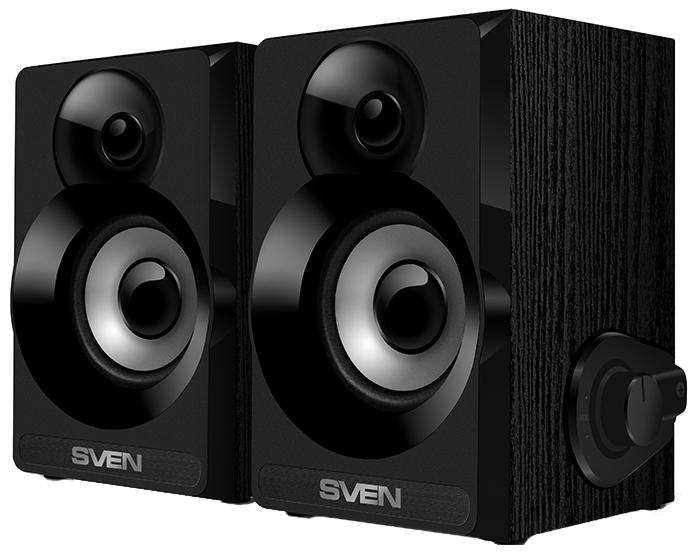 Колонки Sven SPS 517 Black