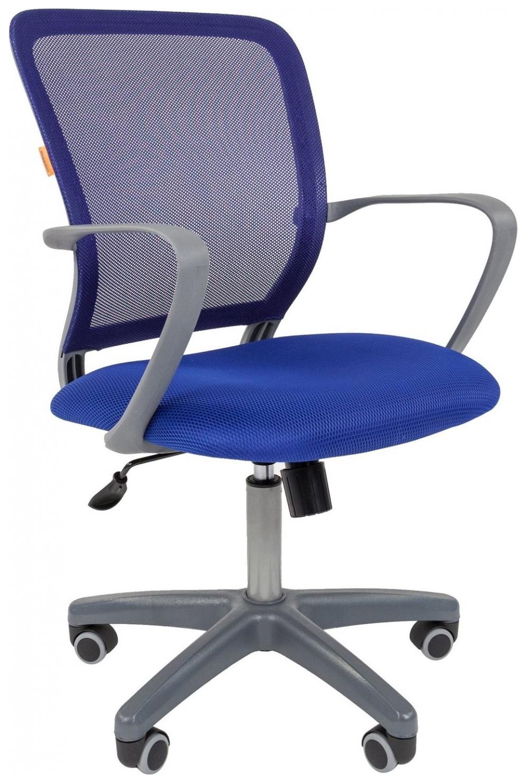 Офисное кресло Chairman 698 Синий