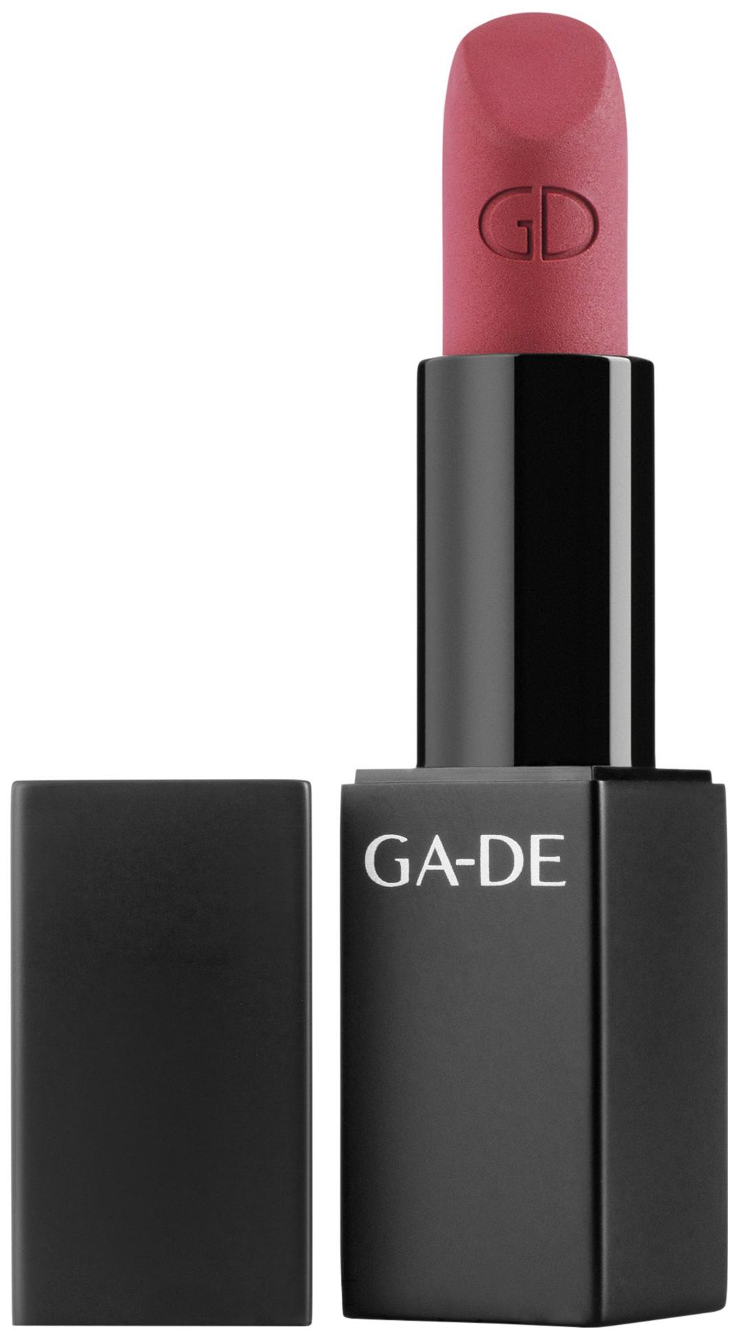 Помада Ga-De Velveteen Pure Matte Lipstick 757 Baroque Rose 4 г