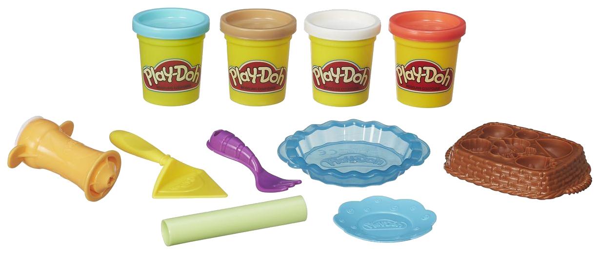 Купить Игровой набор Hasbro Play-Doh Ягодные тарталетки,