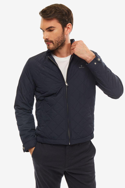 Куртка мужская GANT синяя