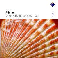Аудио диск Albinoni, T. Concertos Op.10 Nos 7 - 12