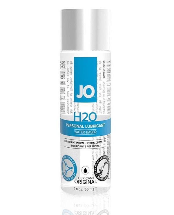 Купить Нейтральный на водной основе Jo Personal H2O, Гель-смазка JO Personal Lubricant H2O на водной основе 60 мл, System JO