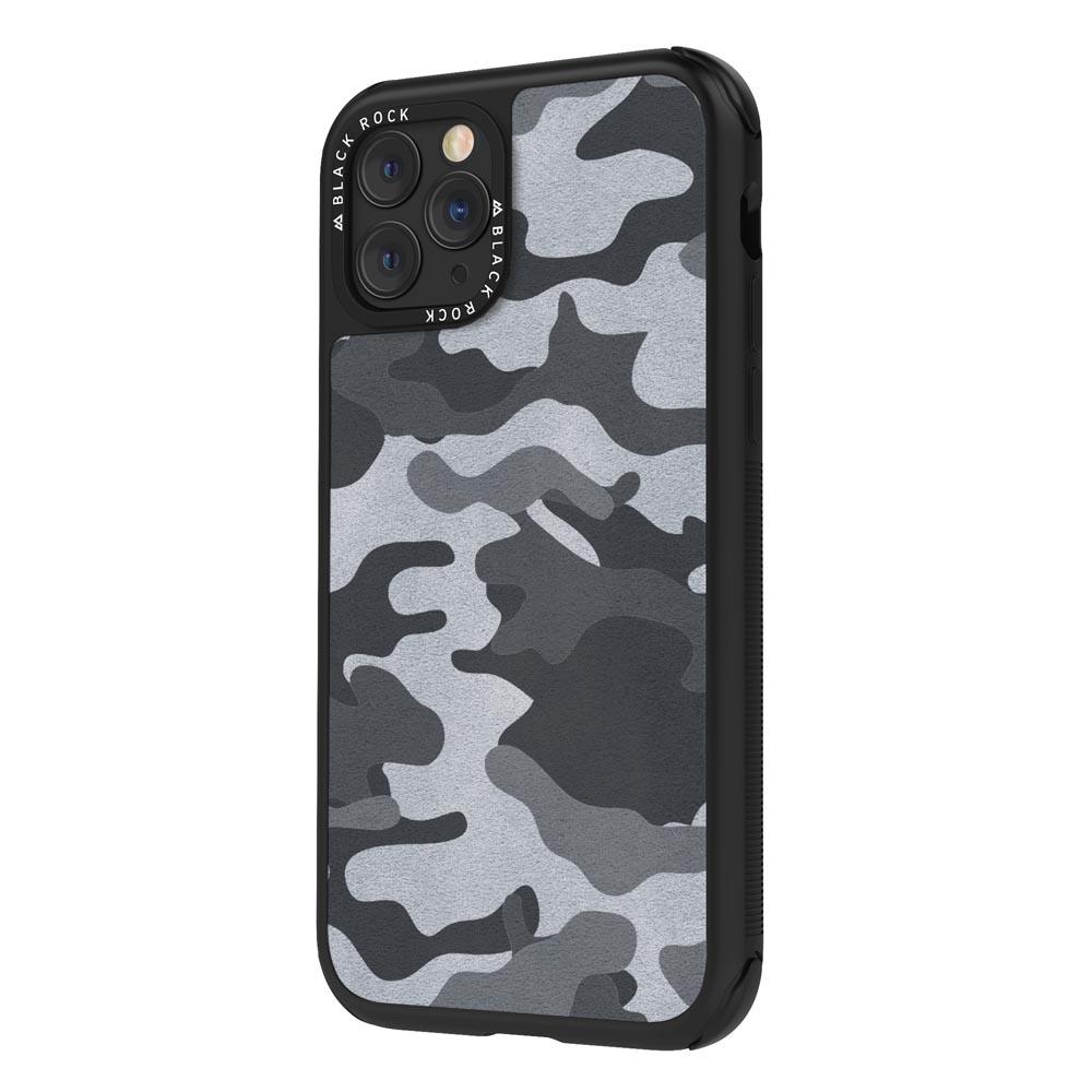Чехол Black Rock Robust Case Real Leather Camo для Apple iPhone 11 Pro