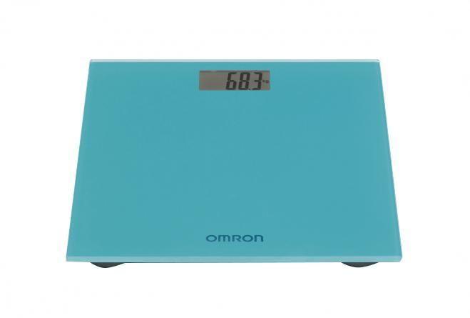 Весы напольные Omron HN-289 Turquoise