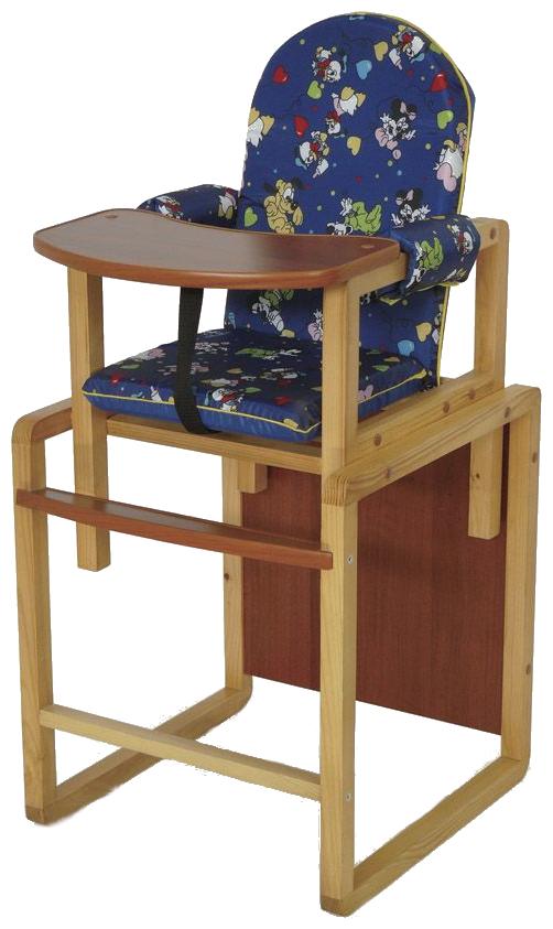ВИЛТ Стол-стул Малыш (синий) УТ0001925