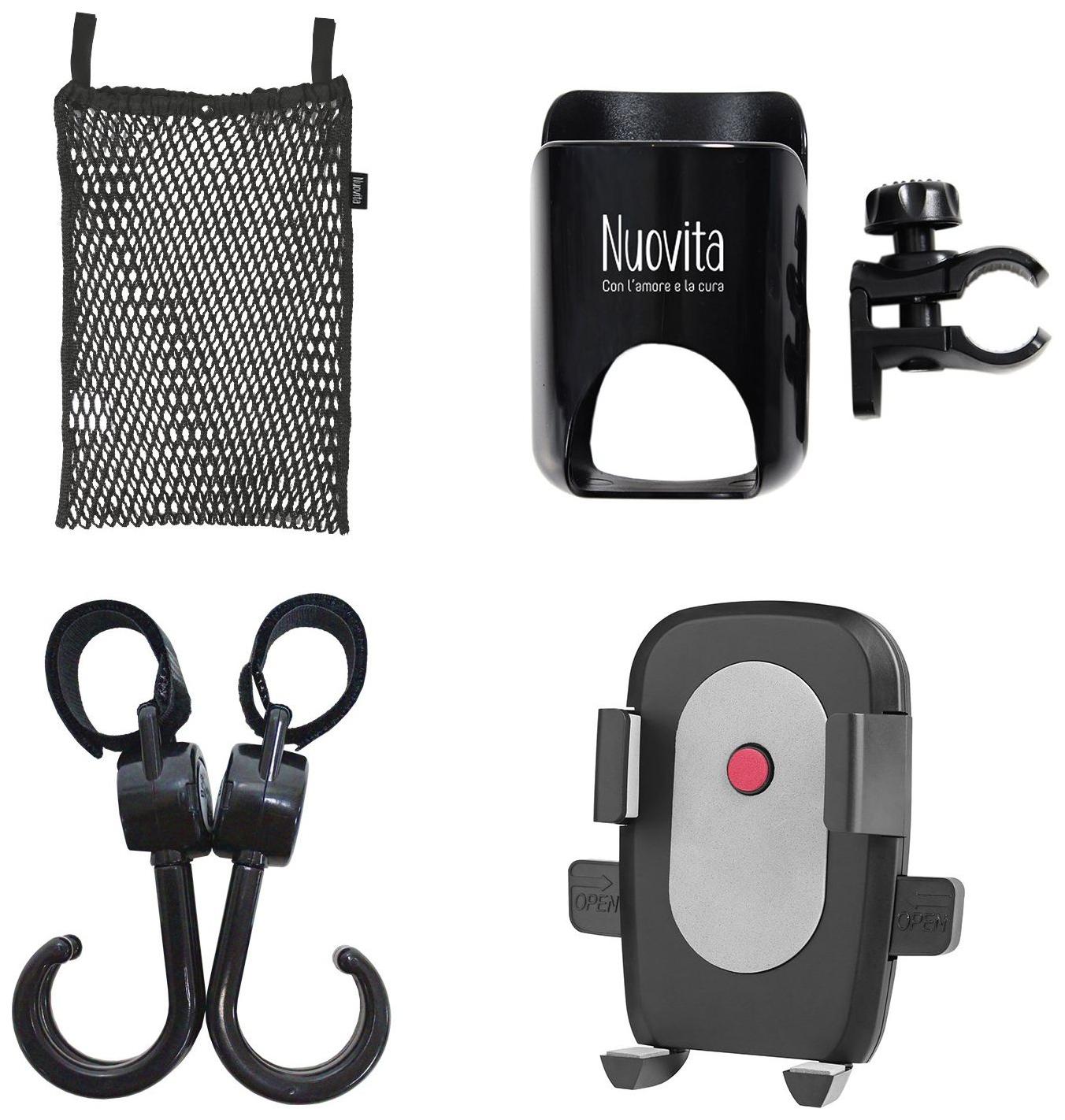 Купить NUOVITA Набор для путешествий на автомобиле Viaggio carrozzina, Комплектующие для колясок