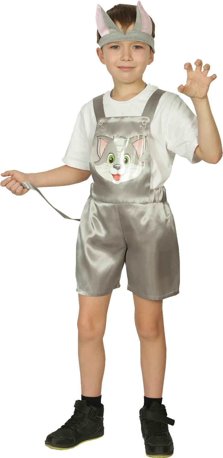Карнавальный костюм Страна Карнавалия Котёнок р. 28, рост 98-104 см