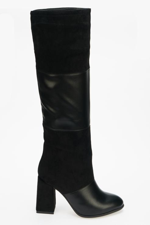 Сапоги женские Betsy 998024/05 черные 35 RU фото