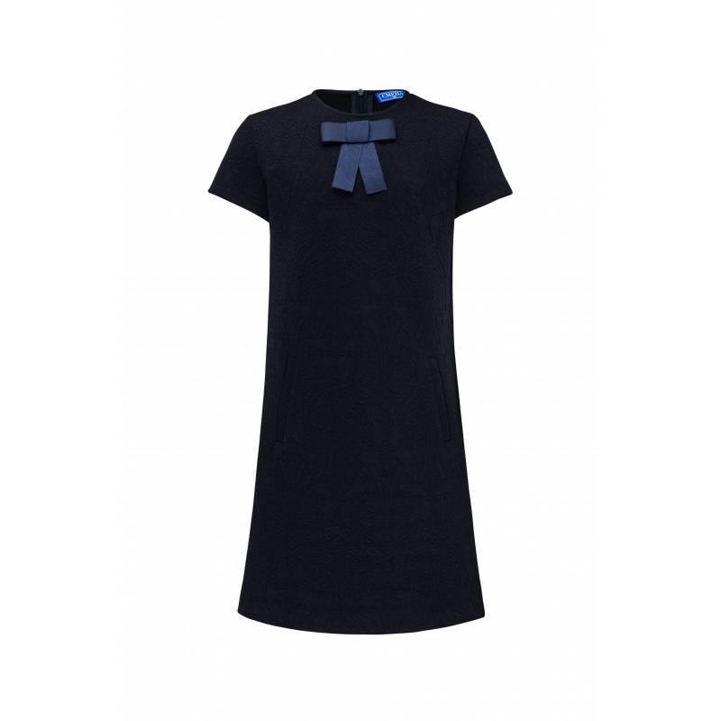 Купить Платье Смена, цв. синий, 146 р-р, Детские платья и сарафаны