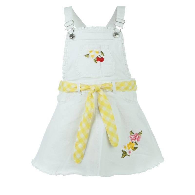 Купить Сарафан MAYORAL, цв. белый, 122 р-р, Детские платья и сарафаны