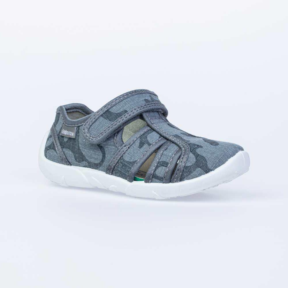 Текстильная обувь для мальчиков Котофей, 30 р-р