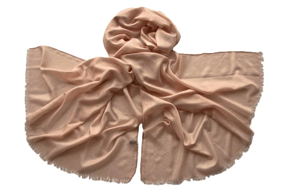 Палантин женский Tranini 654 розовый