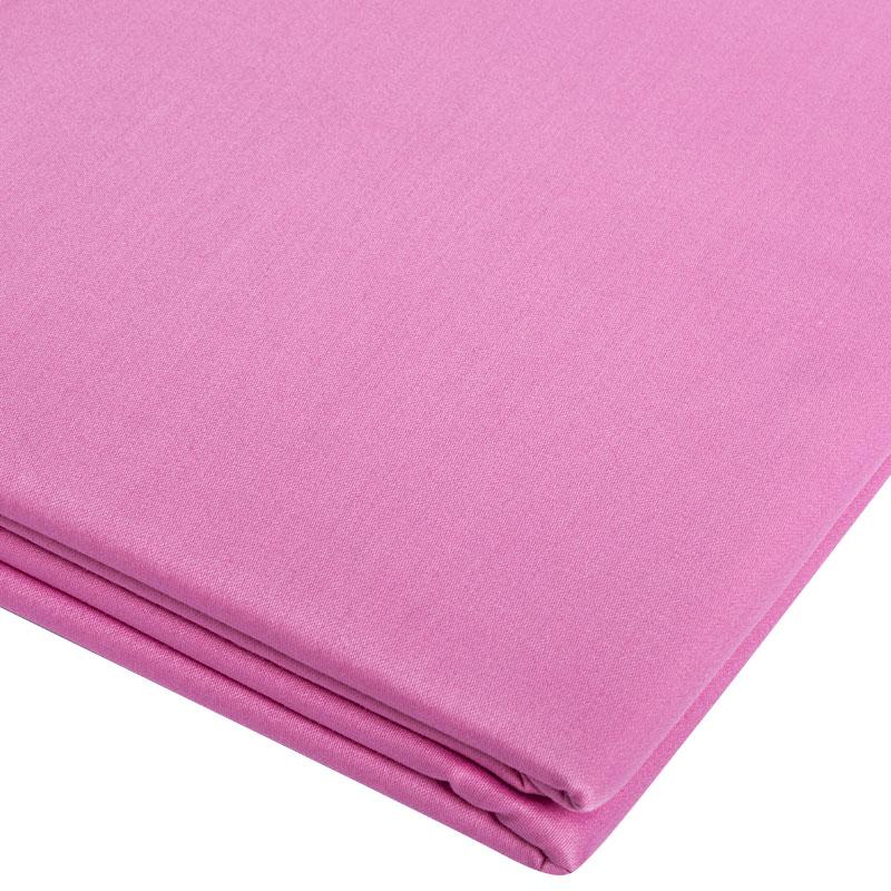 Простыня 2-спальная Angelo 220x260см, цвет розовый