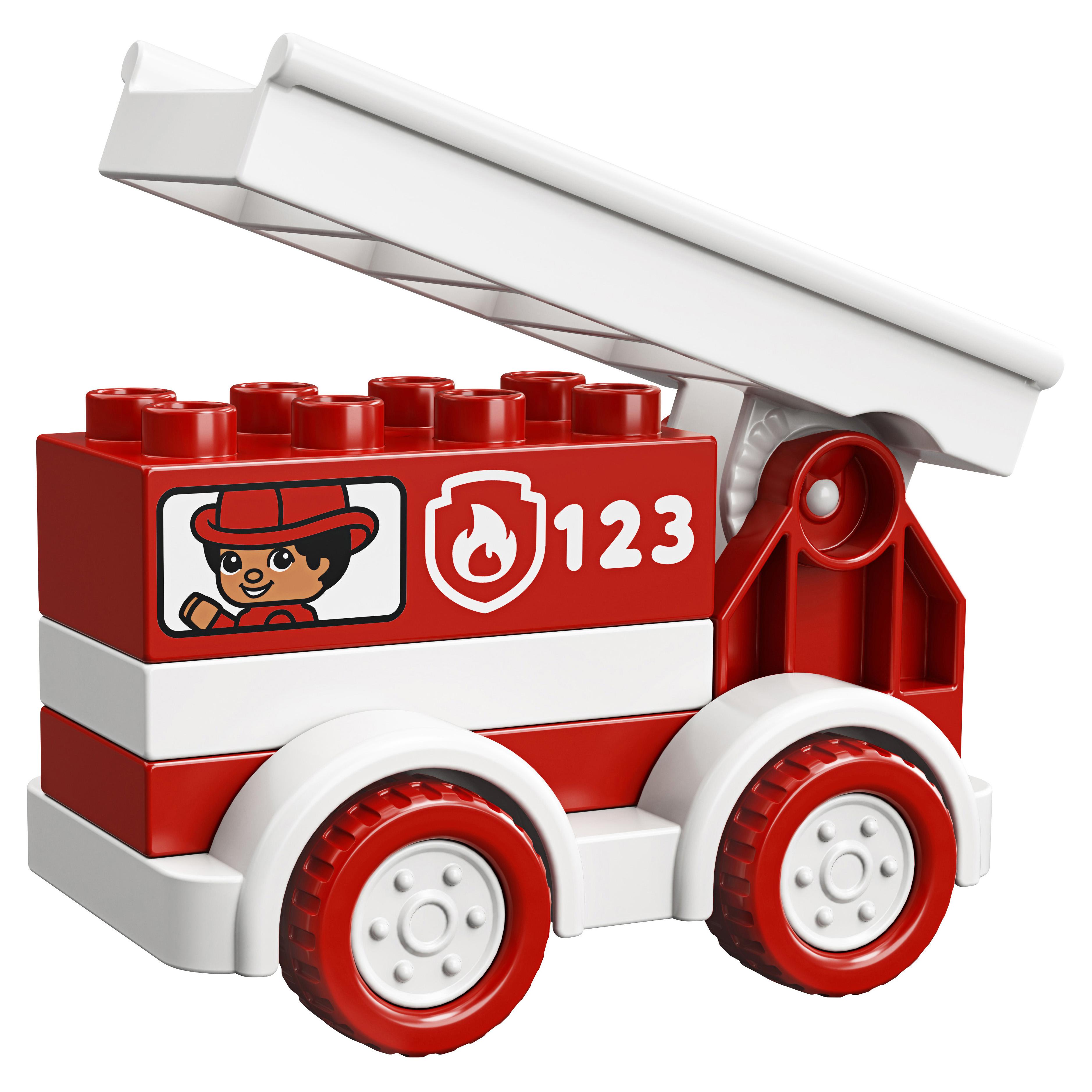 Конструктор LEGO DUPLO Creative Play 10917 Пожарная машина