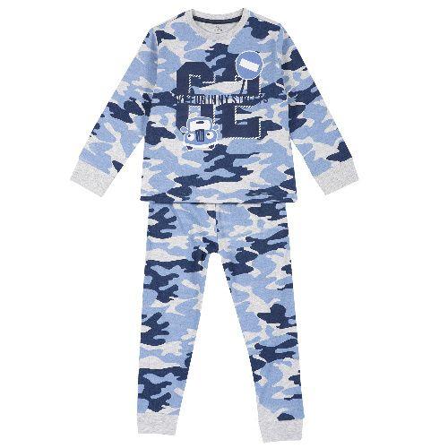 Купить 09031281, Пижама детская Chicco, цв. синий р.92,