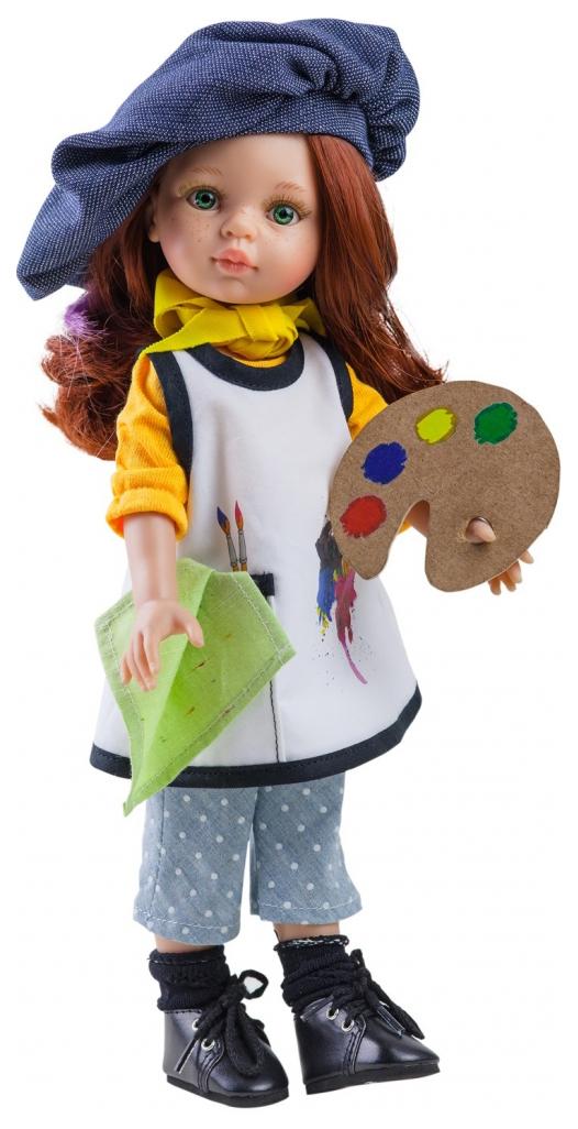 "Кукла ""Кристи художница"", 32 см"