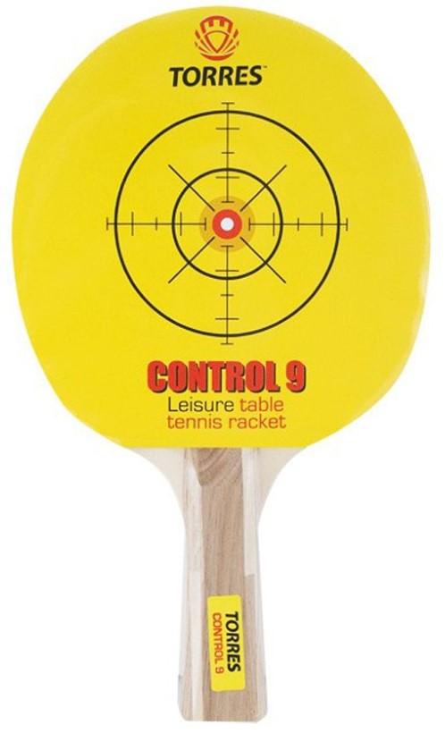 Ракетка для настольного тенниса Torres Control 9, Любительский TT0002