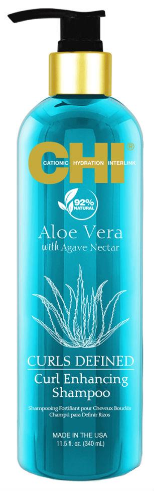 Купить Шампунь CHI Aloe Vera with Agave Nectar 340 мл