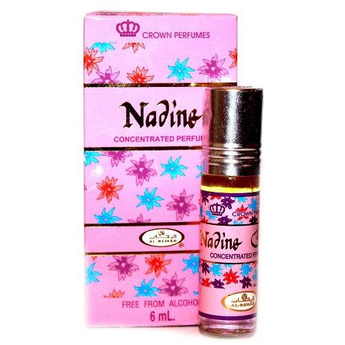 Масло парфюмерное Al Rehab Nadine 6 мл