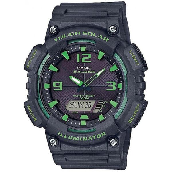 Спортивные наручные часы Casio AQ-S810W-8A3