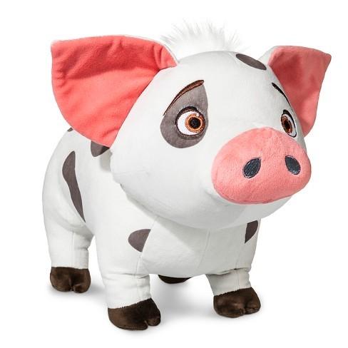 Мягкая игрушка Disney Пуа, Плюшевая подушка 578299