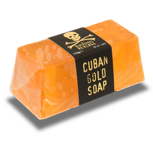 Мыло The Bluebeards Revenge кубинское золото 175 гр фото