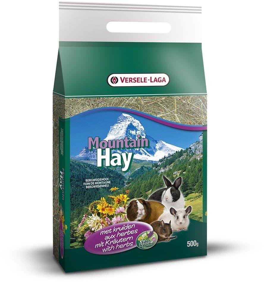 Сено Versele-Laga Mountain Hay Herbs Горное для грызунов (500 г)