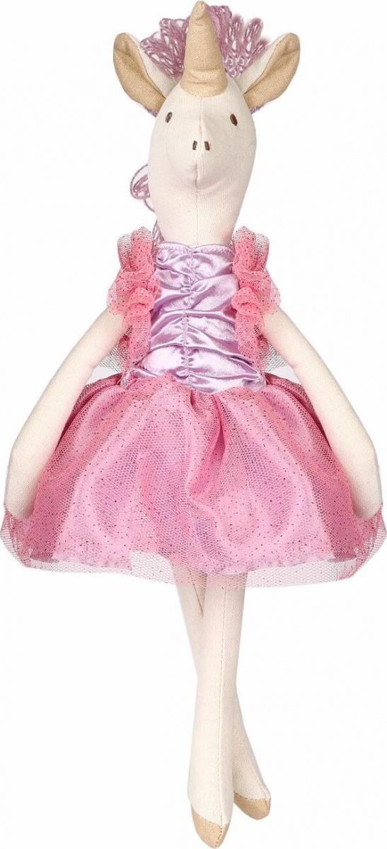 Мягкая игрушка Angel Collection Единорог Тильда 34 см
