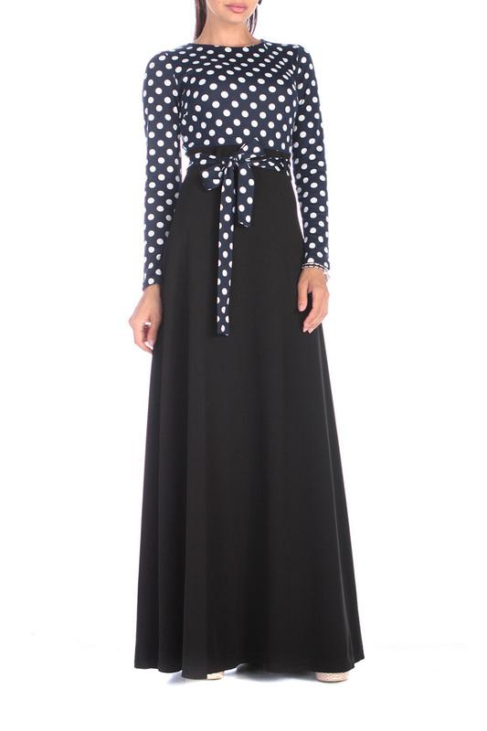 Платье женское Rebecca Tatti RR1068_30FP_1KD черное XS