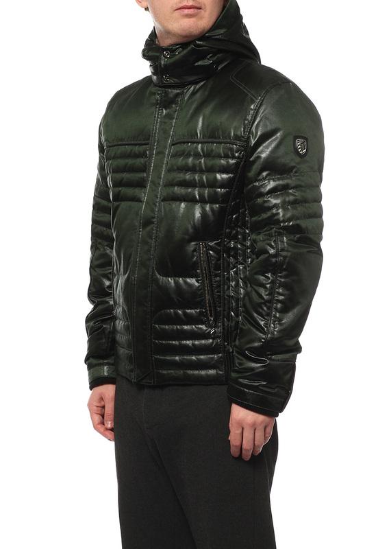 Куртка мужская Verri 63-0209 зеленая 48 IT