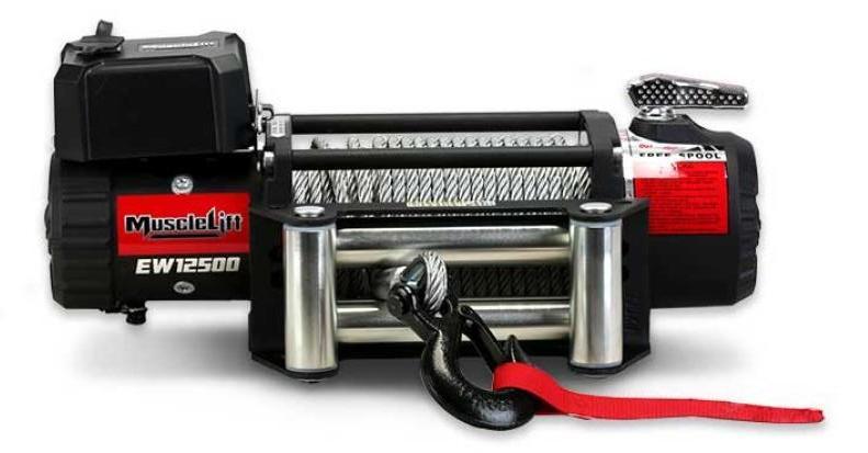 Лебедка электрическая T max Musclelift 12500 W1854