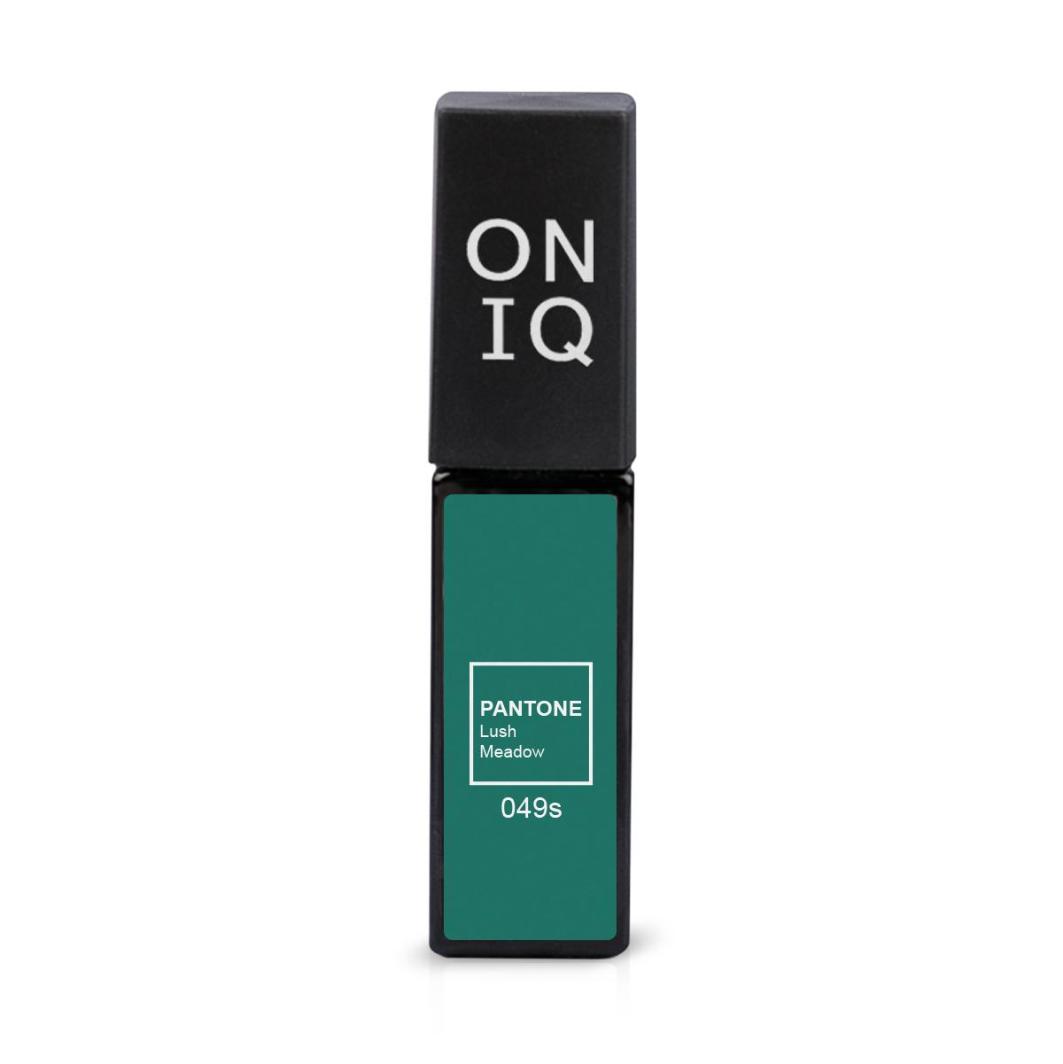 Купить Гель-лак Oniq PANTONE: Lush meadow 6 мл