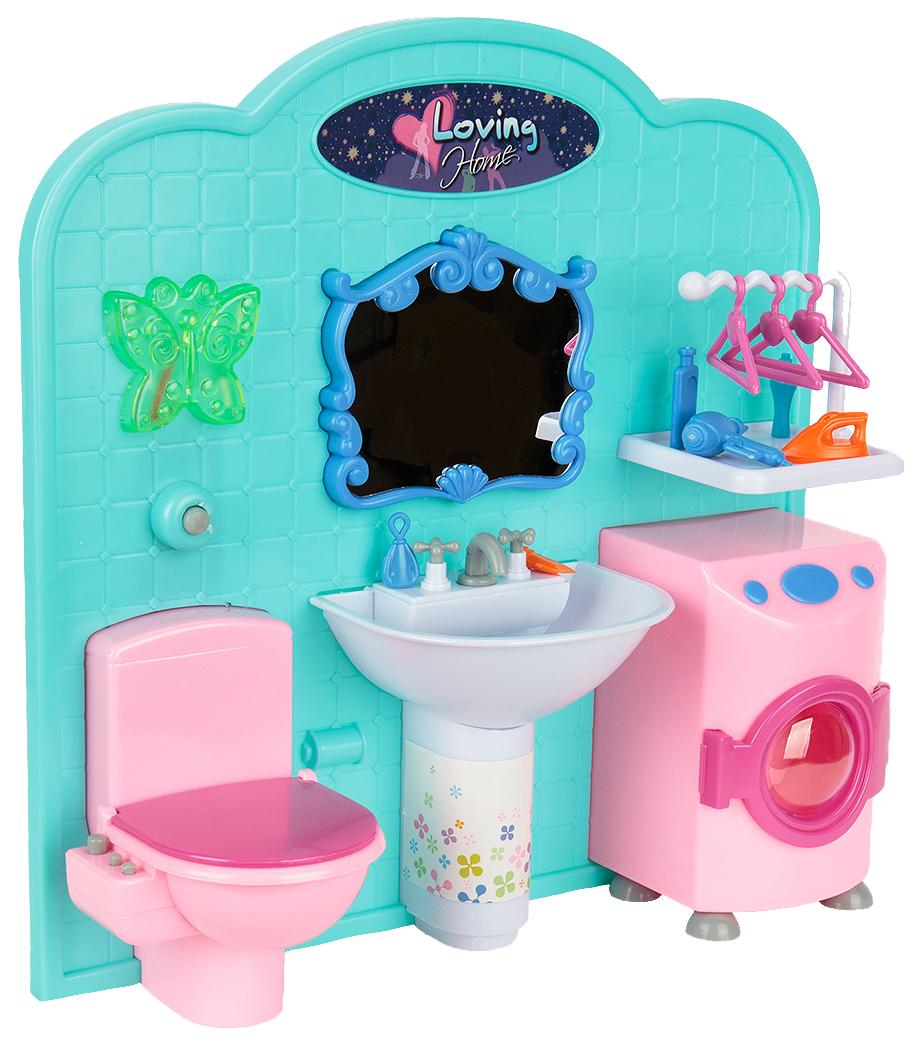 Мебель для кукол S+S Toys Ванная комната ES-2909