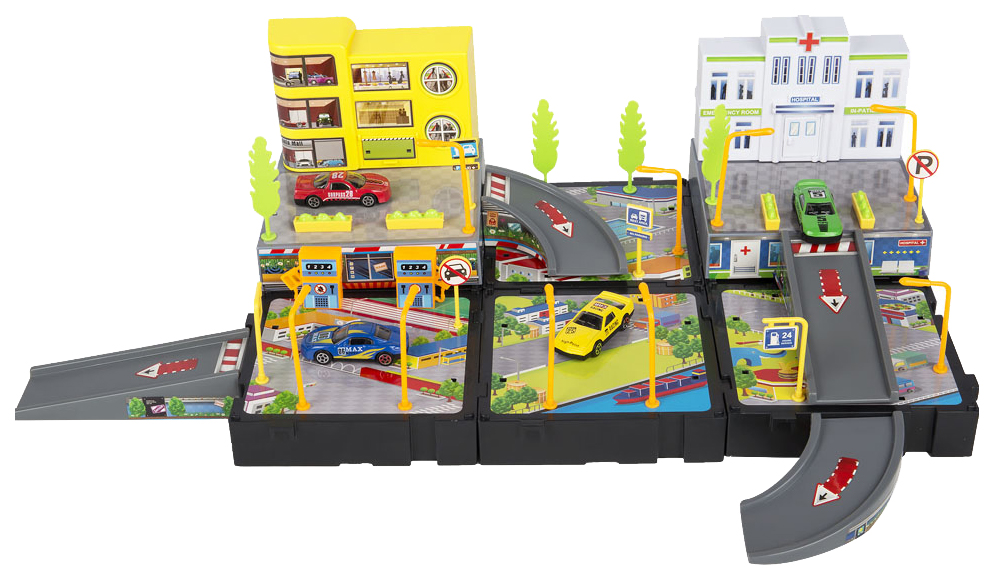 Парковка игрушечная Игруша I-1088956-1