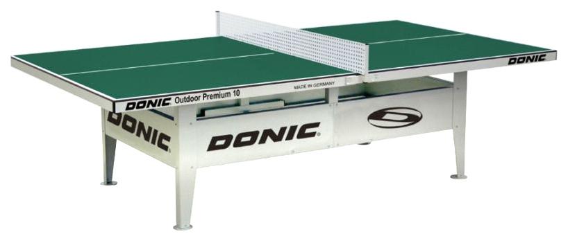 Теннисный стол Donic Outdoor Premium 10 зеленый,