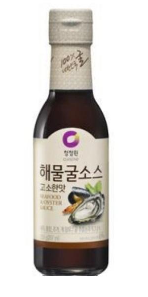 Устричный соус Daesang устричный экстракт 85.5% 250 г фото