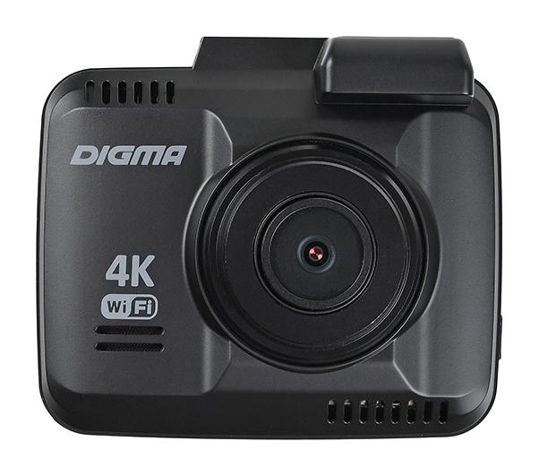 Видеорегистратор DIGMA FreeDrive 1030266 со встроенным радар