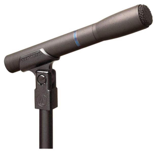 Репортажный/студийный микрофон Audio-Technica AT8010