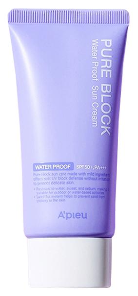 Солнцезащитное средство A\'pieu Pure Block Water Proof Natural Sun Cream 50 мл