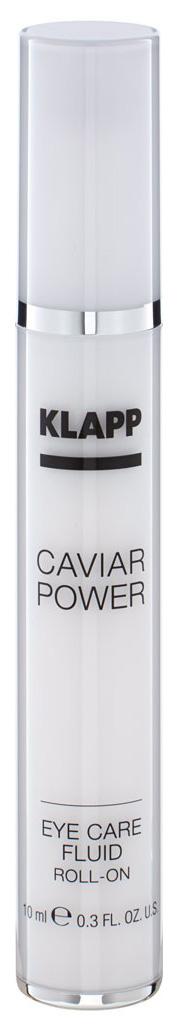 Гель для век Klapp Caviar Power Eye Care Roll-on 10 мл