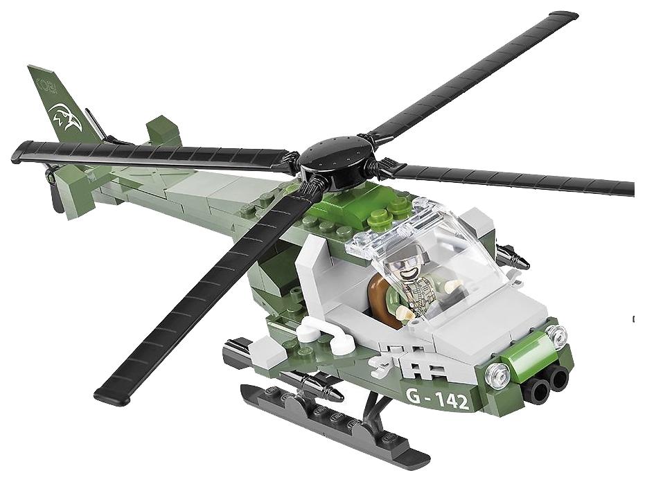 Купить Конструктор пластиковый COBI Вертолет EAGLE, Конструкторы пластмассовые