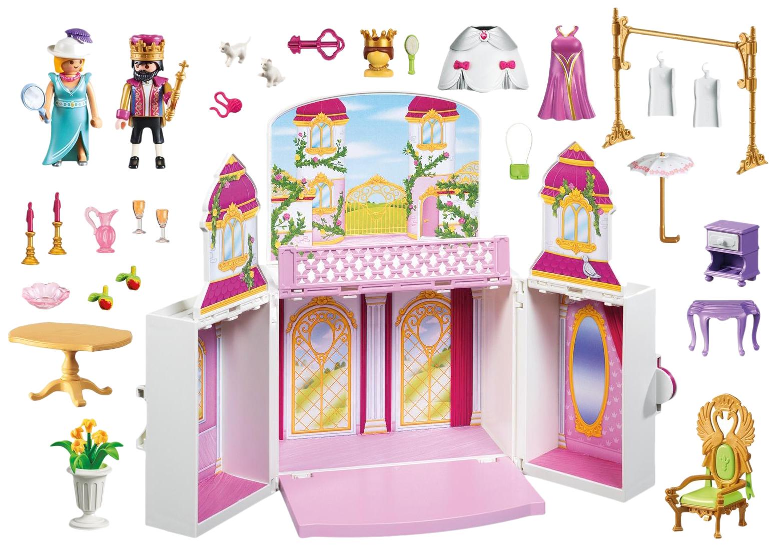 Игровой набор Playmobil Игровой набор Мой секрет - Королевский дворец